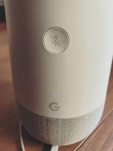家族の一員! Google Home