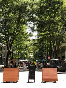 東京のシャンゼリゼ通り『丸の内仲通り』に行こう!