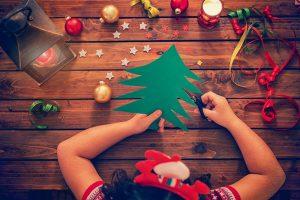2018年 11月・12月開催。クリスマスワークショップで『ちょっと素敵なクリスマス』を作ろう。