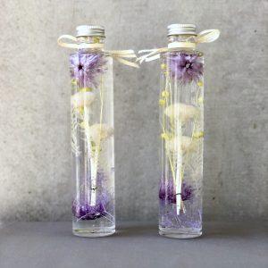 しのぶ想いを美しく。お供えの新しいスタイル『仏花ハーバリウム』