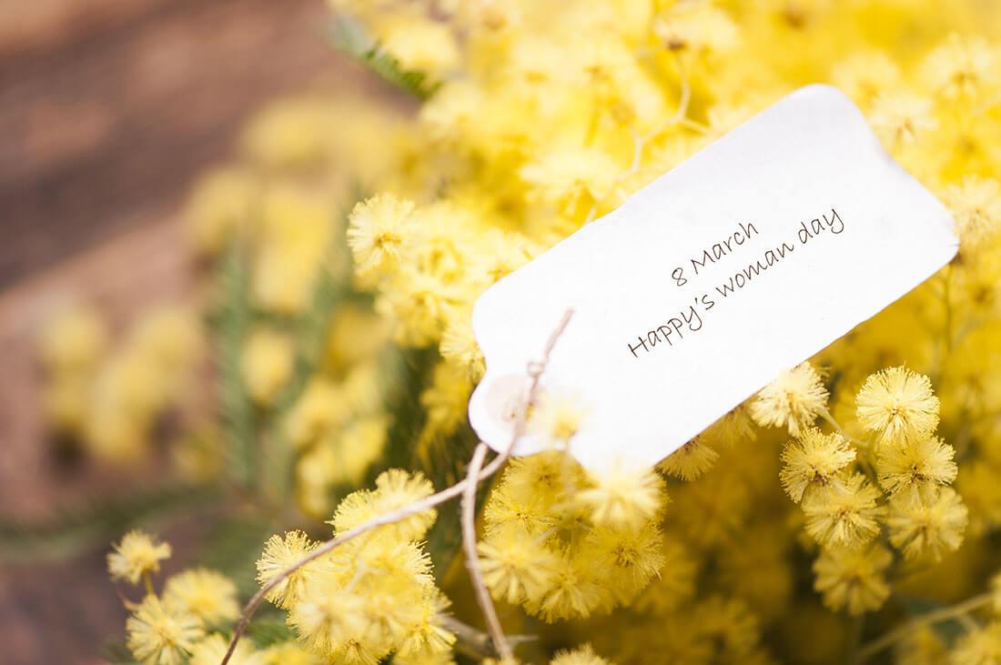 ミモザの日って?ミモザの花が愛される理由と花言葉も紹介