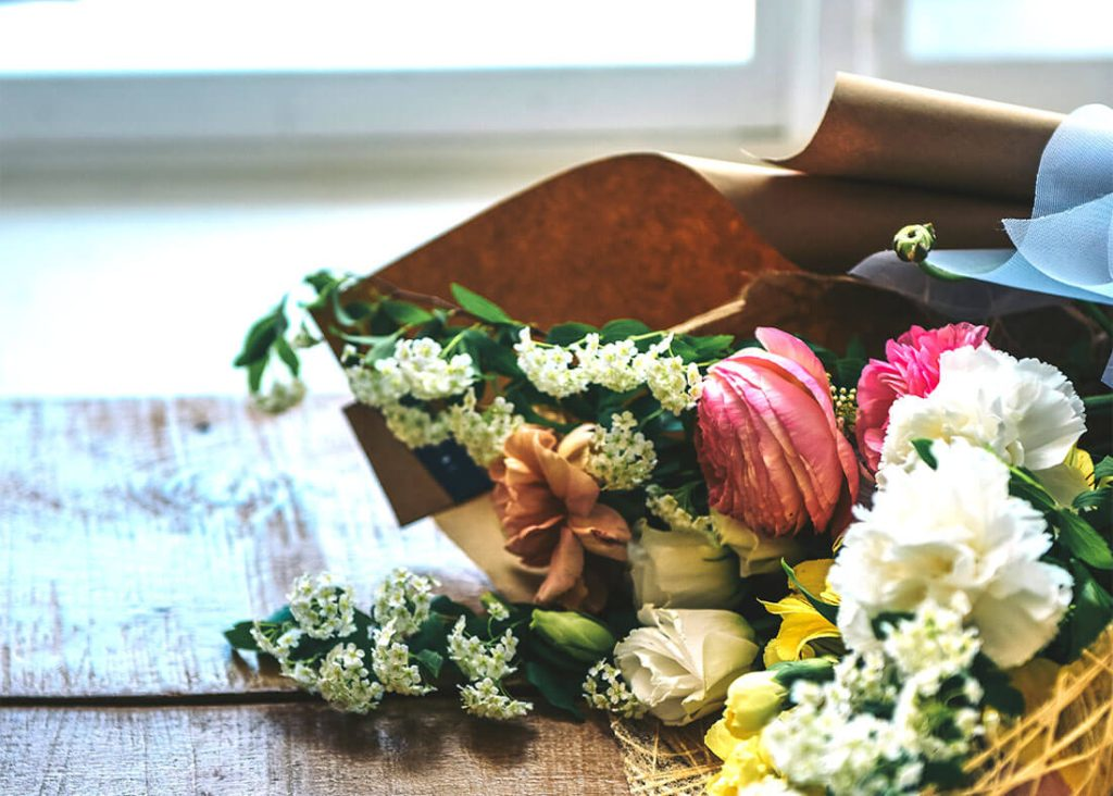 花言葉が「感謝」の花-ありがとうが伝わる花9選【保存版】
