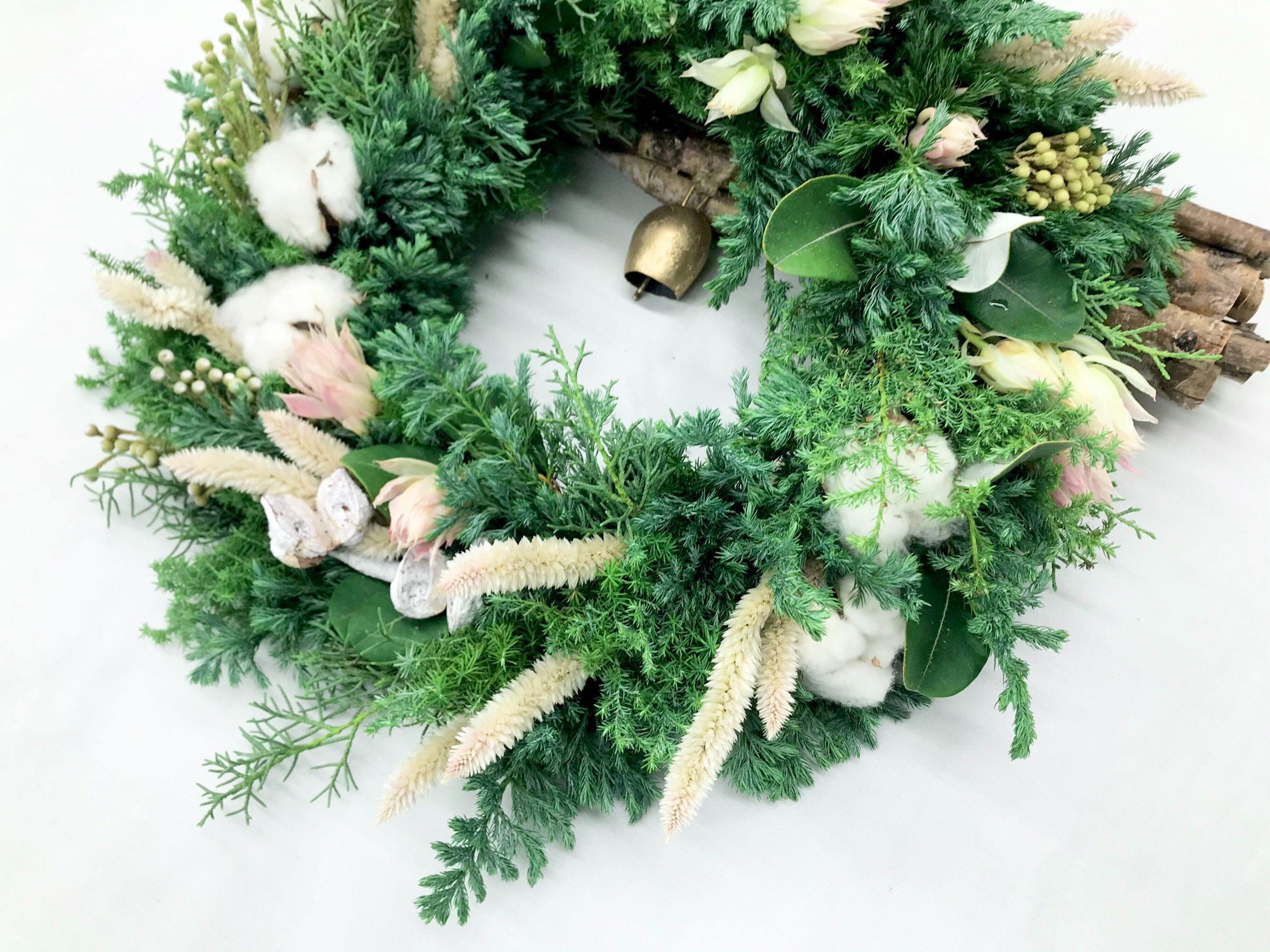 【西麻布】Spesial Workshop:特別なクリスマスリース【 2020年11月22日(日)】
